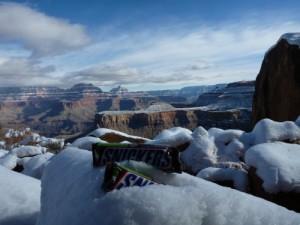 Ahh - Frozen Snickers