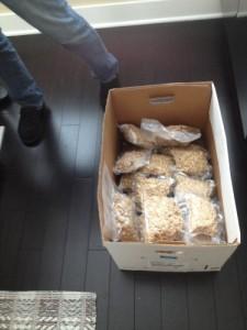 Box o' granola