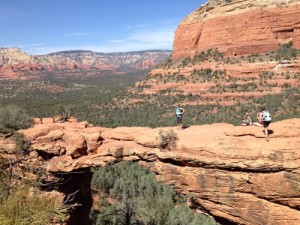 Devil's Arch Trail